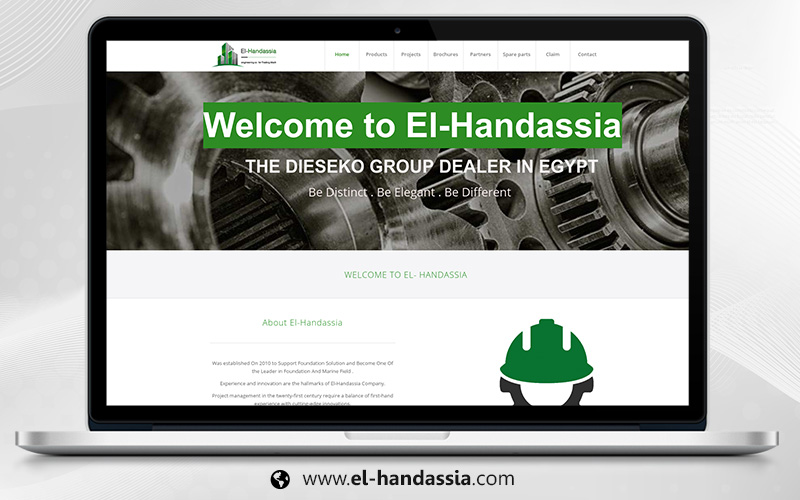 El Handassia – Engineering