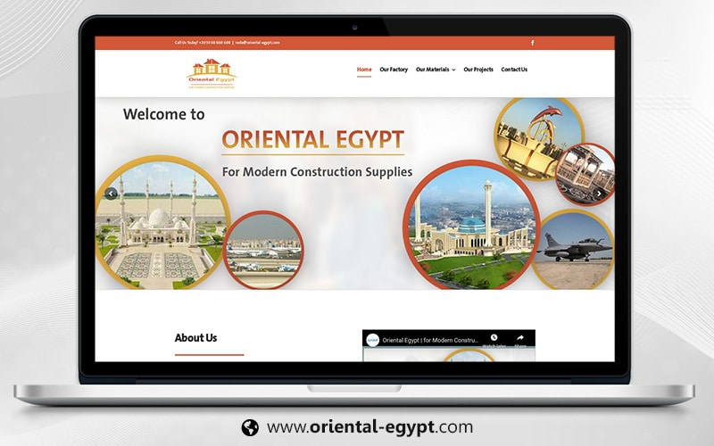 Oriental Egypt – Engineering