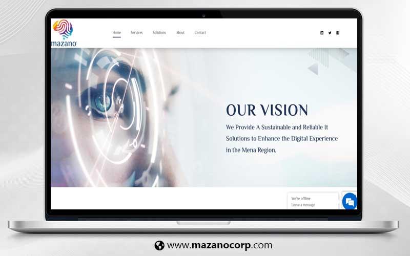 Mazano – Information Technology