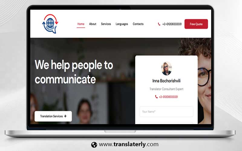 Translaterly – Translation Services